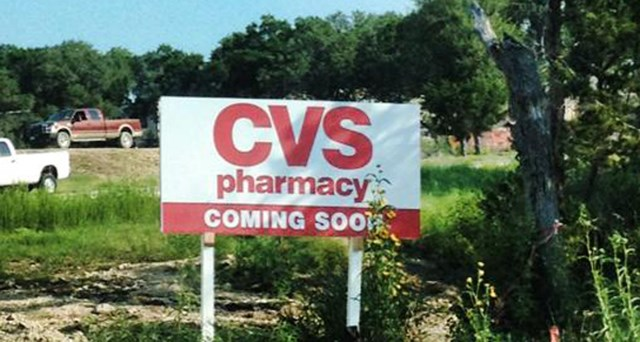 CVS near Sweetwater in Austin