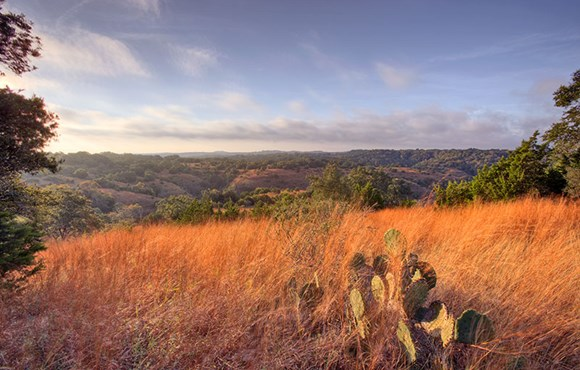 Texas Hill Country Canyon View in Sweetwater Austin, TX