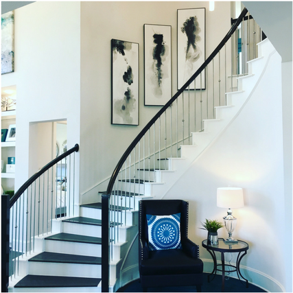 Breathtaking Rotunda Foyer With Spiral Staircase Highlights New Westin  Model In Sweetwater