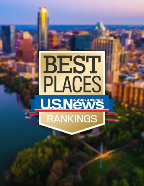 Best Places to Live Award to Austin