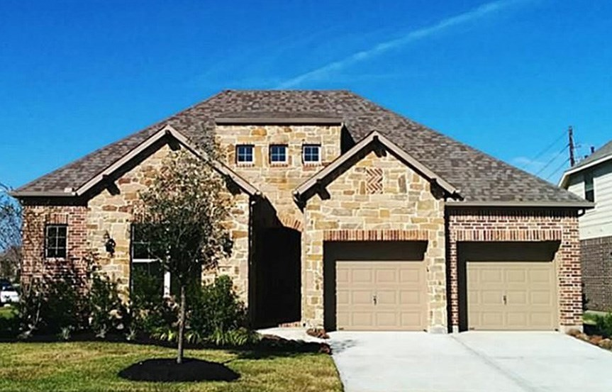 Piedmont New Home Plan By Westin Homes In Sweetwater Austin Tx