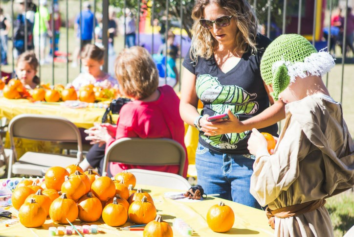 Sweetwater's Fall Festival on Nov. 11 will feature family friendly fun and will also showcase more than 30 homes ready for quick move-in.