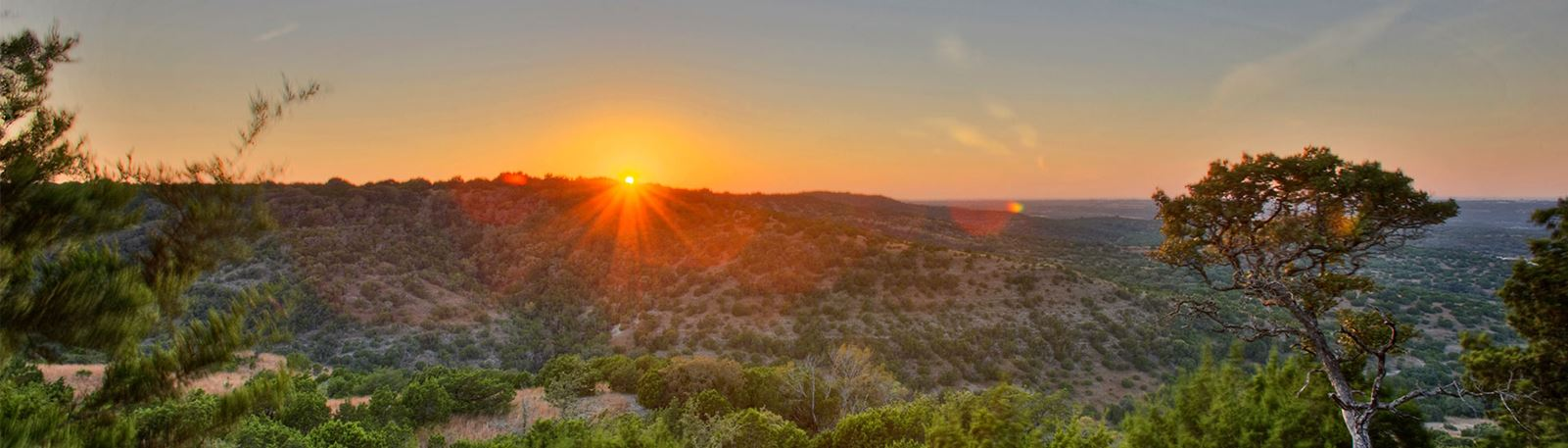 Sweetwater View of Austin's Hill Country