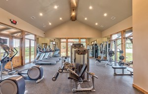 Sweetwater Austin Fitness Center Equipment