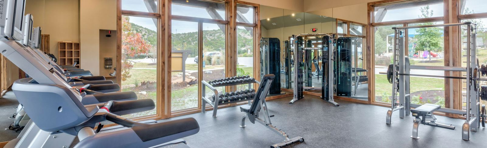 Sweetwater Austin, TX Fitness Center