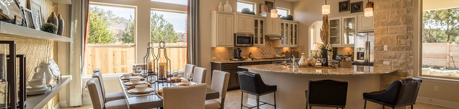 1609 Llano Stage Trail - Ryder model home by Chesmar in Sweetwater