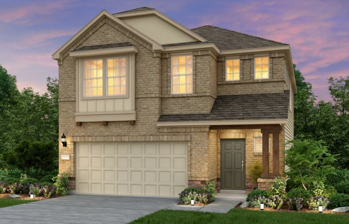 Sweetwater Pulte Homes Alexander representative Image Elv L