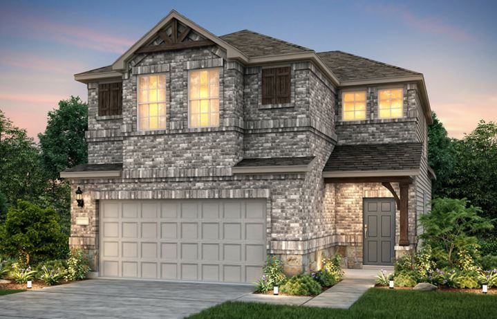 Sweetwater Pulte Homes Nelson Plan Elv L