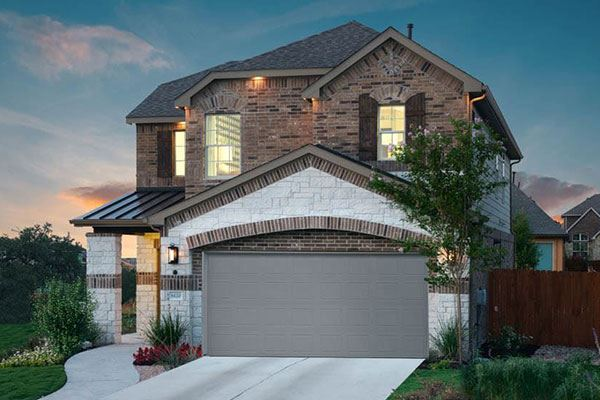 Model Homes In Austin, TX