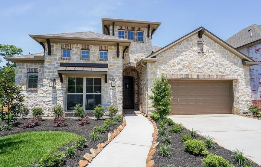 Piedmont Ii Home Plan By Westin Homes In Sweetwater