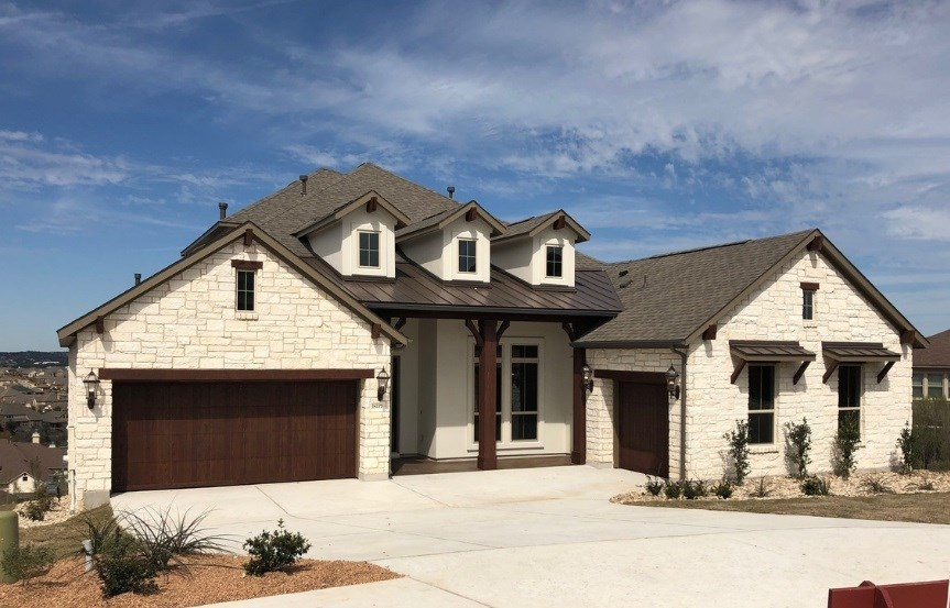 New Home at 18117 Heard Loop | St  Martin by River Oaks