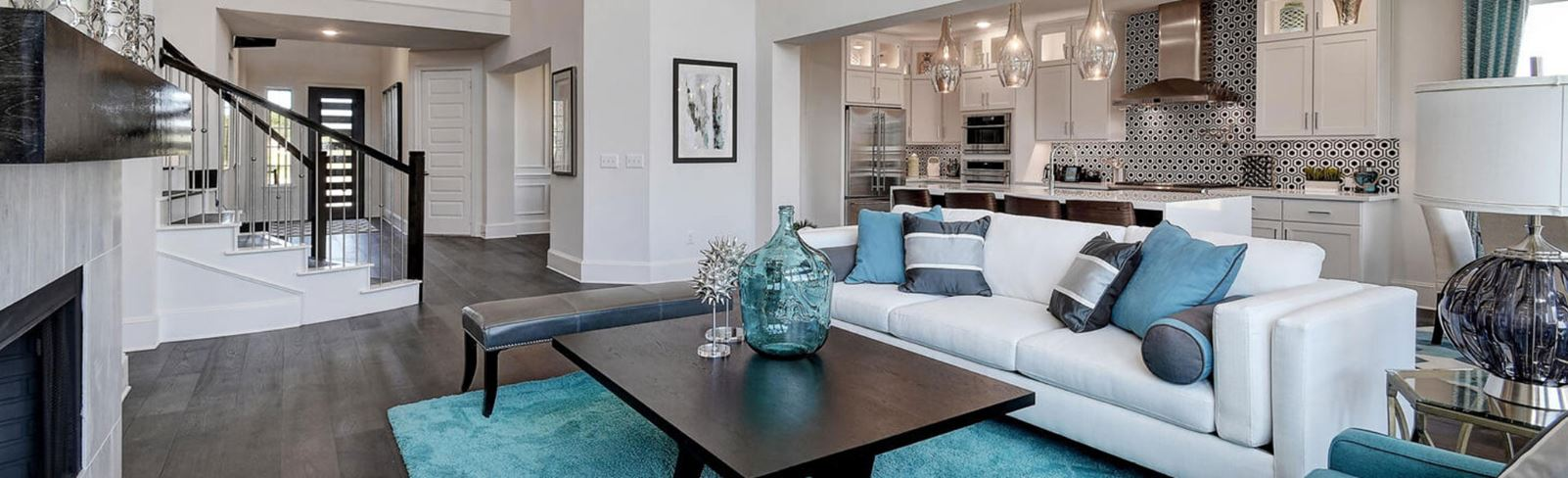 Westin Model Home in Sweetwater Community Austin, TX
